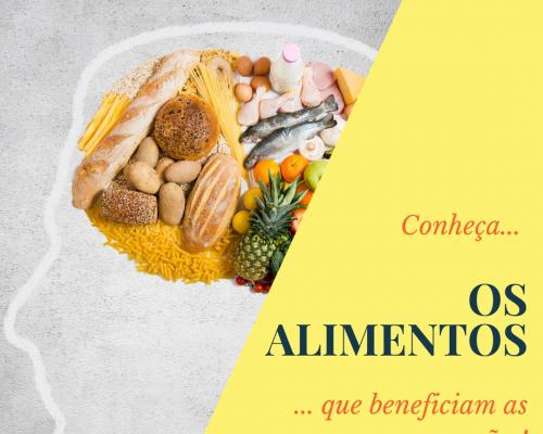 Conheça alguns dos Alimentos que Beneficiam as suas Emoções!